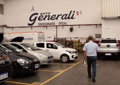 TUNAP 682 – Experiencia de producto en Auto Generali